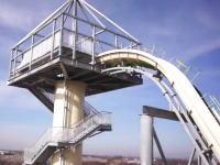 大丈夫なのかこれ。カンザスシティに恐ろしい高さのウォータースライダーが完成する