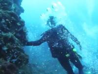 ダイビング上級者でも遭遇すると危険な事になる下降海流「ダウンカレント」とは。
