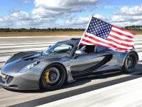 ヘネシー・ヴェノムGTがスポーツカーの世界最速記録を更新!435.31 km/hに!