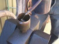 シュコカコン♪シュコカコン♪音が気持ちい。100年以上前のエンジンを始動させてみた。