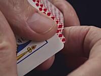 世界一のテクニックを持つマジシャンの手元をスローモーションで。リチャード・ターナー