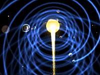 太陽は時速約8万キロの猛スピードで移動しているから太陽系の惑星は螺旋状に動いているハズ動画