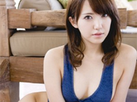 浅倉結希 DVD「妄想ショートカット」より、ビキニショットダイジェスト