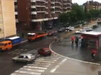 街がきちゃなくなる5分前。BHで撮影されたチョベリバでMK5動画。