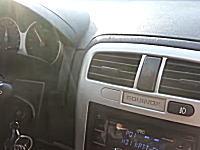 ファッキンスノウズwwガールフレンドの車のエアコンがおかしいww