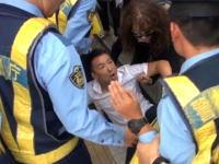 山本太郎議員が警察の必殺技「転び公妨」的なワザを使ったとして2のchで話題に。