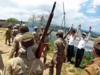本気でサバゲーを楽しむ大人たち。「必中の距離で撃て」大日本帝国陸軍なりきり