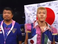亀田和毅WBO世界バンタム級タイトル防衛!の試合の様子。和毅tueeeじゃん!