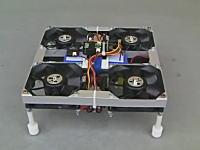 パソコンの冷却ファンを魔改造したら空を飛べたwww【魔改造】轟音ファンの人。