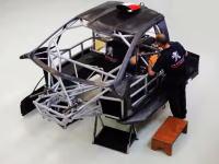 レーシングカーの作り方。PEUGEOT 208 T16 Pikes Peakスペシャルが出来上がるまで。