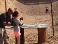 9歳の少女がUziでインストラクターを誤射して死亡させる。の動画がキテタ
