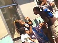 9歳の少年が母親を殴りまくる動画が投稿され話題に。キレる子供ってやつ??