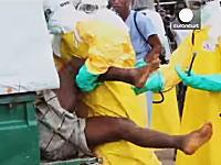 リベリアでエボラ患者が脱走して食材の買い出しに。市場はパニック。命がけの追いかけっこにw