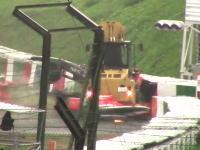 ジュール・ビアンキの事故の瞬間の映像がとうとう発掘される。これはあかんヤツや。