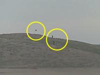 オーバーキル。イスラム国「この丘とったどー!」←を米軍が丘ごと破壊