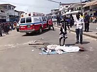 エボラ出血熱アウトブレイク。リベリアのエボラ熱の現場を取材した恐ろしいビデオ。