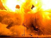 すごい映像がキタゾ!先月のアンタレスロケット大爆発を発射台のすぐ近くから撮影していた映像が公開される。