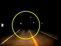 これはあかん夜道を運転中に真っ黒のおっさんが目の前に現れたら