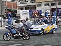 毎年恒例の沖縄の成人式がDQNすぎる動画。完全に暴走族じゃねえかw