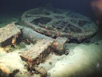 ハワイ沖に沈んでいる当時世界最大だった大日本帝国海軍の潜水艦イ400の最新映像。