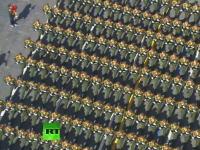モスクワで9日に行われたロシア戦勝70年記念の軍事パレードの様子が凄い(動画)ソ連崩壊後最大規模
