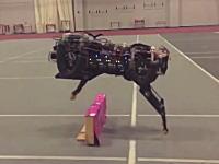 走りながら軽やかにジャンプ!例の4足歩行ロボットがかなり進化していた!