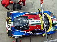 モータースポーツのピットストップを比較した動画が人気になっている。