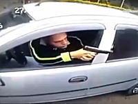 おっさんカッケエ!非番の警官をターゲットに選んでしまった強盗が返り討ちにw