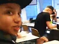 この先生ブチギレすぎやろ。授業を放棄する勢いでブチギレる先生。