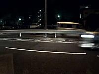 なぜ逃げる必要があったのか。埼玉県和光市で撮影された軽四の当て逃げ事件。