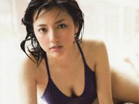 真野恵里菜 浴衣姿でインタビュー