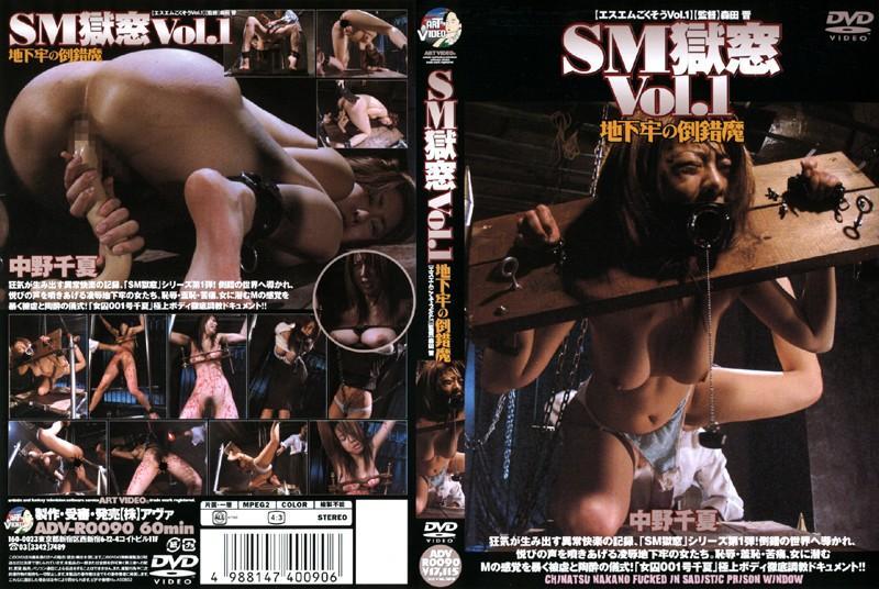 SM獄窓 Vol.1 中野千夏