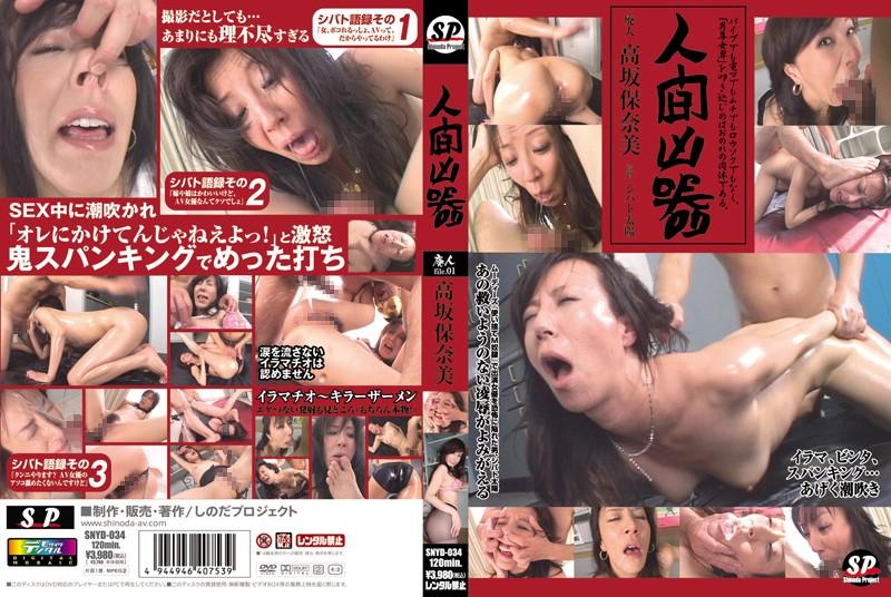 人間凶器 廃人file.01 澤村レイコ(高坂保奈美、高坂ますみ)
