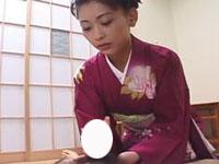 坂巻リオナ クラブママのおまんこ接待・・・綺麗な着物姿に[無修正]