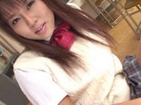 姫川麗:淫乱女子校生 姫川麗 進学のためにハメまくります[無修正]