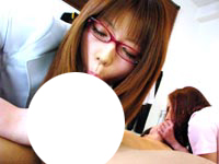 淫乱女教師が秘密の課外授業でオマンコを・・[無修正]
