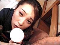 藤森加奈子:潤んだ瞳がなんともそそる藤森加奈子さん[無修正]
