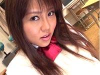 姫川麗:いつみても姫川麗ちゃんのフェラは見ごたえ十分![無料動画]